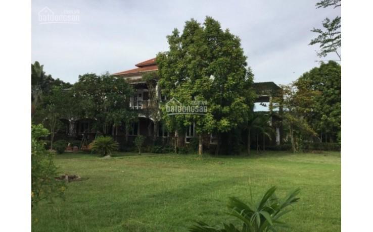Bán khu resot nghỉ dưỡng tại xã Nhuận Trạch, Lương Sơn, Hoà Bình.