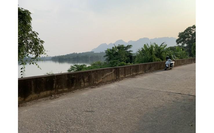 3000 m2 đất thổ và vườn, mặt hồ Đồng Sương,Thành Lập, Lương Sơn, Hòa Bình.