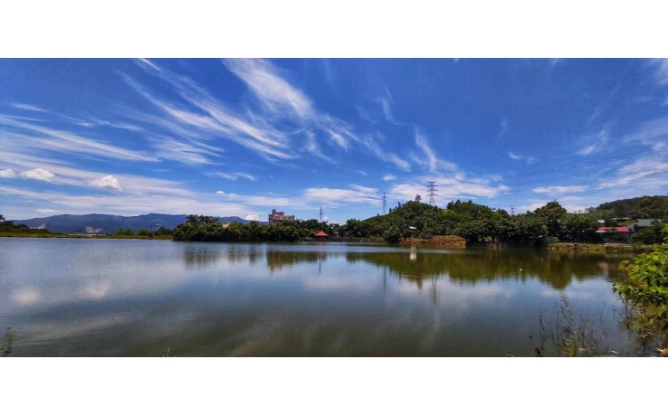 HIẾM chỉ 1 mảnh duy nhất 5100m2 Lương Sơn mặt hồ lưng là núi đường vào quá đỉnh giá rẻ LH:0987757698