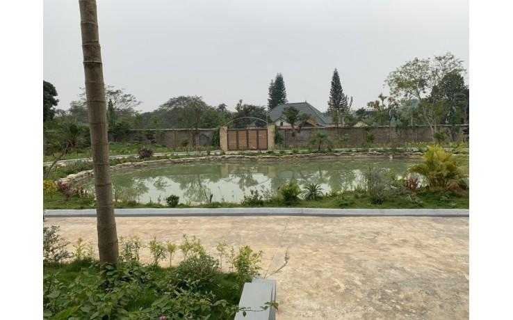 Bán khu nghỉ dưỡng đẳng cấp 5 sao, tại Lương Sơn, Hòa Bình.