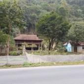 Cực hót bán ngay 100m2 đất đối diện sân golf Lâm Sơn mặt đường QL6 kinh doanh đỉnh giá quá rẻ
