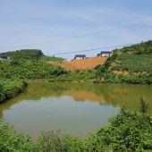 Bán đất Lương Sơn, Hòa Bình, 2500m2 có ao, có suối bám đất, giá chỉ hơn 1 tỷ.