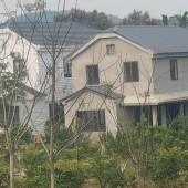 Hiện gia đình đang cần bán lô đất đã xây dựng nhà biệt thự à khuôn viên đẹp DT 5940,7m tại Yên Bài - Ba Vì - Hà Nội