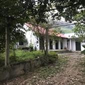 Bán đất thổ cư Lương Sơn, Hòa Bình, 5000m có vườn, có ao rộng đẹp.