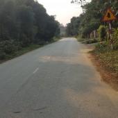 Cần bán siêu phẩm đất Yên Trung mặt đường 446 wiu cao thoáng mát, đối diện thác Bạc Suối Sao