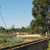 -Nhanh tay sở hữu lô đất view bám mặt hồ, 1022,9 m2 có 60m2 thổ cư.