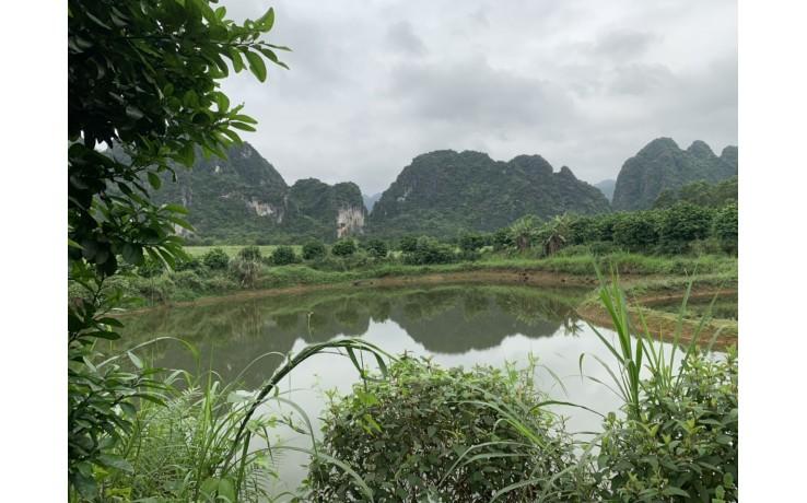 Bán khu nông trại vị trí đẹp diện tích 13 Ha tại Lương Sơn , Hoà Bình