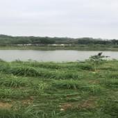 Bán 2800m2 thổ Lương Sơn view hồ làm nhà vườn, homestay, nghỉ dưỡng cuối tuần.
