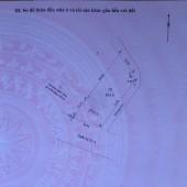Bán ngay 212M2 MT 17m full thổ cư lô góc mặt đường QL 21 gần chợ Long Phú Quốc Oai KD sầm uất.