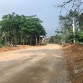 Bán lô góc, 2 mặt tiền đường bê tông rộng xã Hòa Thạch, Quốc Oai, Hà Nội