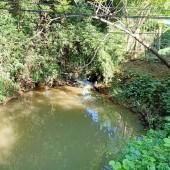 Bán đất nghỉ dưỡng tại Yên Trung Thạch Thất Hà Nội 1382m2 có suối.