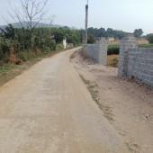 Bán đất Bùi Trám, Hòa Sơn, Lương Sơn, Hòa Bình. 2 mặt tiền rộng, 2 xe ô tô tránh nhau.