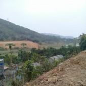 Bán đất Hòa Sơn, đường to ô tô vào tận đất, cách Xuân Mai 4km.