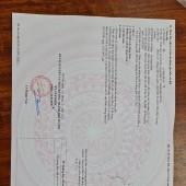 Bán đất nghỉ dưỡng tại Yên Bài Ba Vì Hà Nội DT 2935m2 giá rẻ .